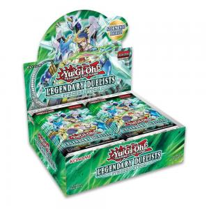 PREVIEW: Yu-Gi-Oh, Legendary Duelists: Synchro Storm, 1 Display (36 Boosters) (Sales will start when we have more info)