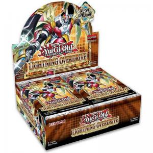 Yu-Gi-Oh, Lightning Overdrive, 1 Display (24 Boosters)