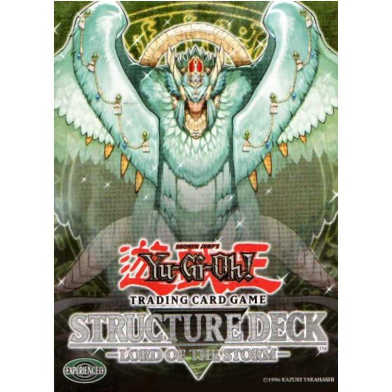 Yu-Gi-Oh, Lord of the Storm - Structure Deck (1st Edition)