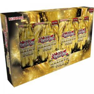 Yu-Gi-Oh, Maximum Gold Tuckbox