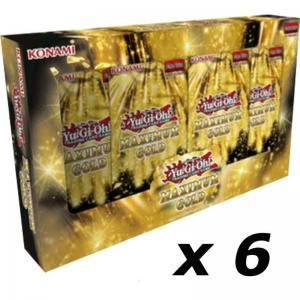 Yu-Gi-Oh, Maximum Gold Tuckbox - Display (6)