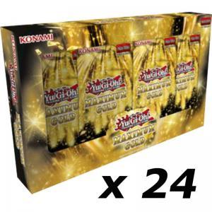 Yu-Gi-Oh, Maximum Gold Tuckbox - Case (24)