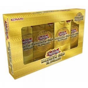 FÖRHANDSVISNING: Yu-Gi-Oh! Maximum Gold: El Dorado (Börjar säljas när mer info finns)