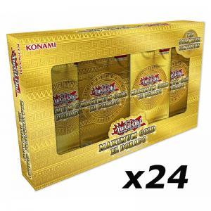 FÖRHANDSVISNING: Yu-Gi-Oh! Maximum Gold: El Dorado - Case (24) (Börjar säljas när mer info finns)
