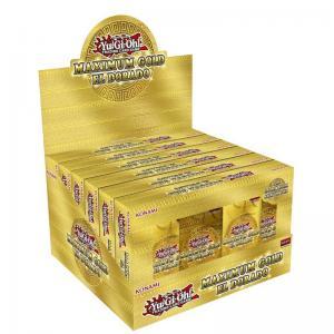 FÖRHANDSVISNING: Yu-Gi-Oh! Maximum Gold: El Dorado - Display (6) (Börjar säljas när mer info finns)
