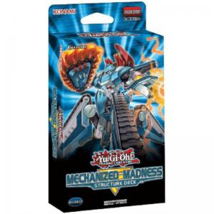 PRE-BUY: Yu-Gi-Oh, Structure Deck, Mechanized Madness (Preliminary release April 16:th 2020)