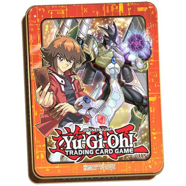 Yu-Gi-Oh, Mega Tin 2018: Jaden Yuki (Orange)