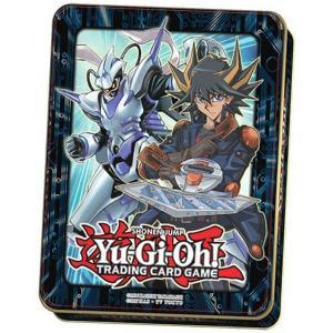 Yu-Gi-Oh, Mega Tin 2018: Yusei Fudo (Svart)