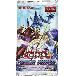 Yu-Gi-Oh, Pendulum Evolution, 1 Booster (5 kort)