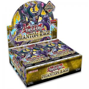 Yu-Gi-Oh, Phantom Rage, 1 Display (24 Booster)
