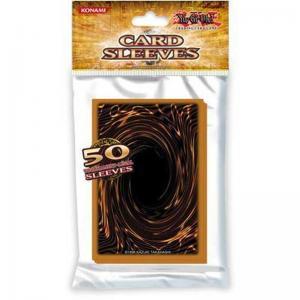 Yu-Gi-Oh, Sleeves (50), Standard Card Back Sleeves