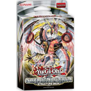 Yu-Gi-Oh, Structure Deck, Cyber Dragon Revolution