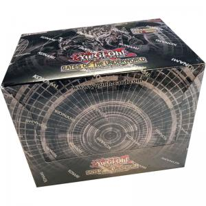 Yu-Gi-Oh, Structure Deck Sealed Display (8 Decks), Gates Of The Underworld (Unlimited)