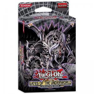 Yu-Gi-Oh, Structure Deck, Gates Of The Underworld (Unlimited)