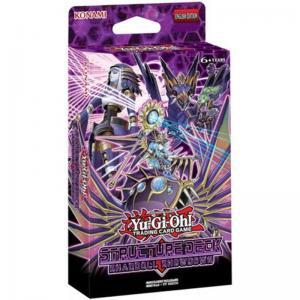 Yu-Gi-Oh, Structure Deck, Shaddoll Showdown (Unlimited)