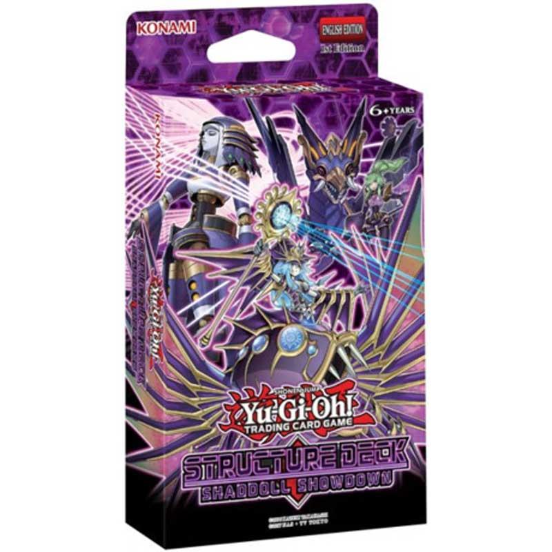 Yu-Gi-Oh, Structure Deck, Shaddoll Showdown