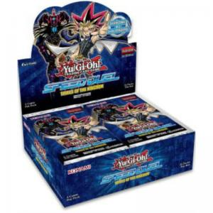 Yu-Gi-Oh, Speed Duel Trials of Kingdom, Display (36 boosters)