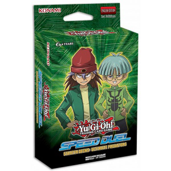Yu-Gi-Oh, Speed Duel Starter Decks: Ultimate Predators (Green)