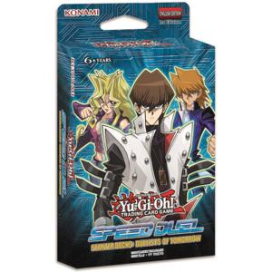 Yu-Gi-Oh, Speed Duel Starter Deck: Duelists of Tomorrow (Blå)