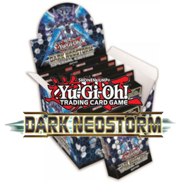 Yu-Gi-Oh, Special Edition Display (10), Dark Neostorm
