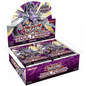 Yu-Gi-Oh, Soul Fusion, Display (24 Boosters)