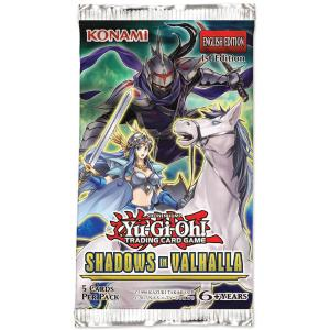 Yu-Gi-Oh, Shadows in Valhalla, 1 Booster (5 cards)