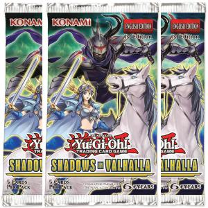 Yu-Gi-Oh, Shadows in Valhalla, 3 Booster
