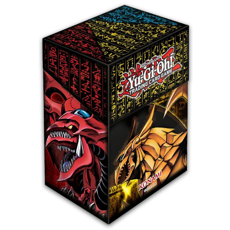 Yu-Gi-Oh - Slifer, Obelisk, & Ra - Card Case