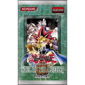 Yu-Gi-Oh, Soul of the Duelist, 1 Booster (1st Ed.)
