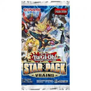 Yu-Gi-Oh, Star Pack Vrains, 1 Booster