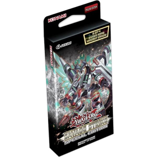 Yu-Gi-Oh, Special Edition, Savage Strike