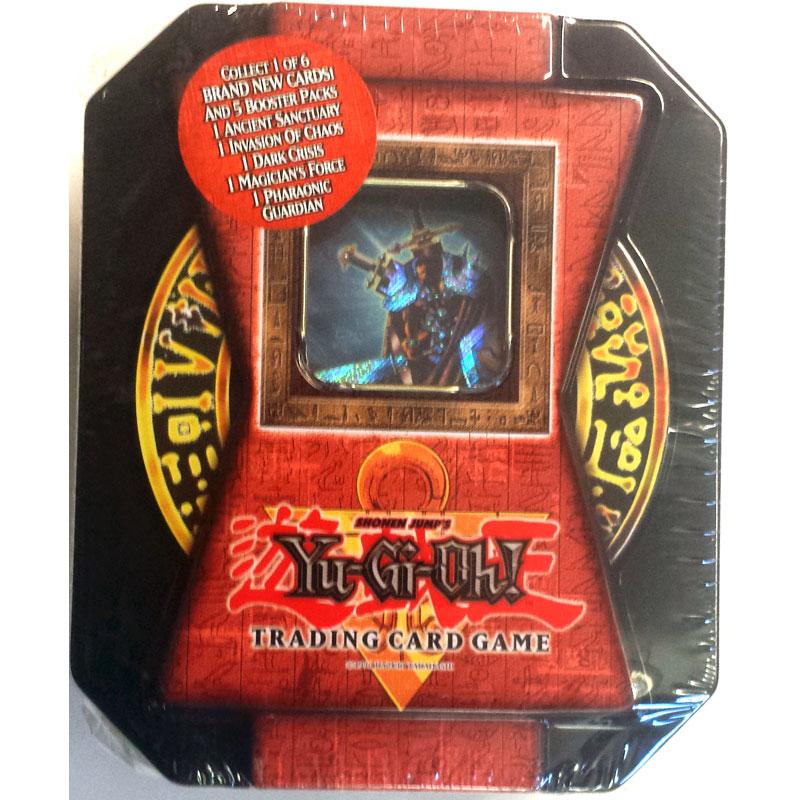 Yu-Gi-Oh, Collectible Tin 2004: Total Defense Shogun