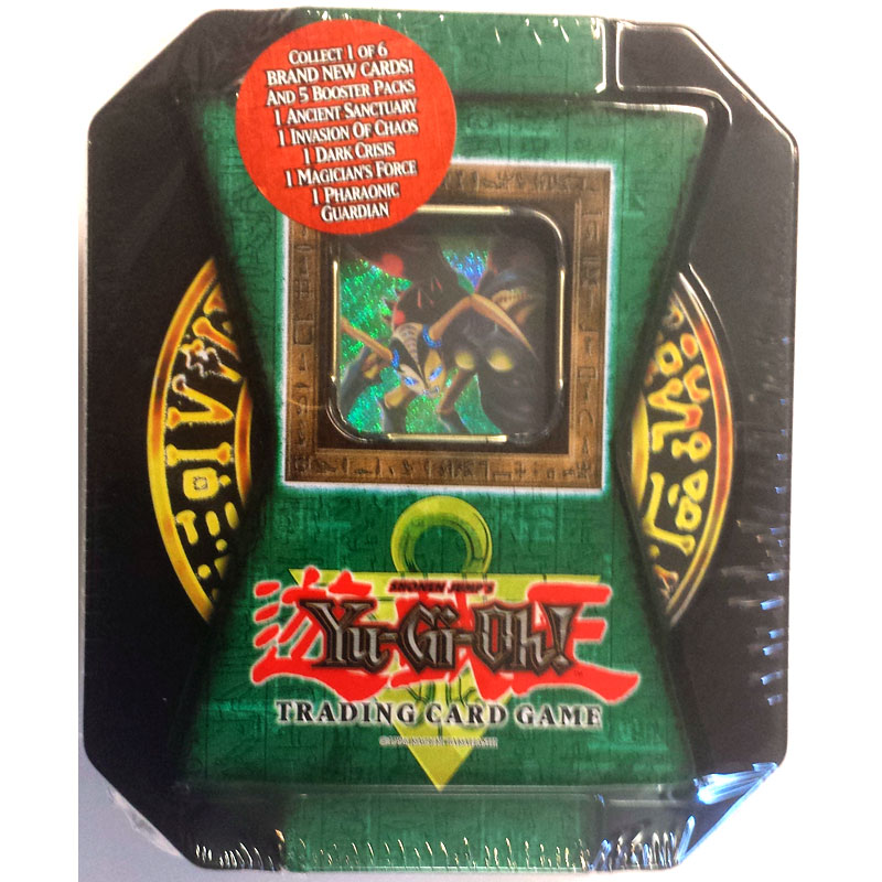 Yu-Gi-Oh, Collectible Tin 2004: Insect Queen