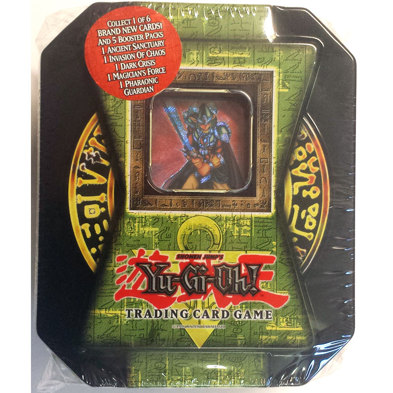 Yu-Gi-Oh, Collectible Tin 2004: Obnoxious Celtic Guard
