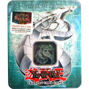 Yu-Gi-Oh, Collectible Tin 2006 Wave 1: Cyber Dragon