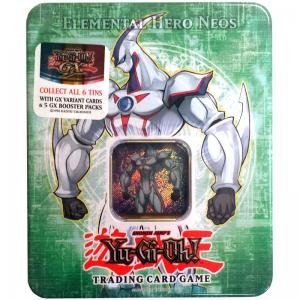 Yu-Gi-Oh, Collectible Tin 2006 Wave 1: Elemental HERO Neos
