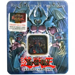 Yu-Gi-Oh, Collectible Tin 2006 Wave 1: Raviel, Lord of Phantasms