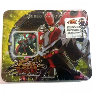 Yu-Gi-Oh, Collectible Tin 2008 Wave 2: Turbo Warrior