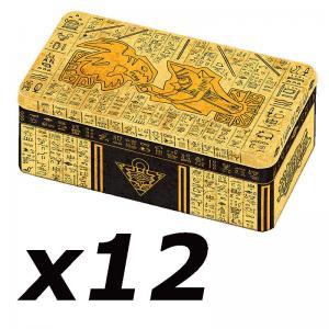 FÖRKÖP: Yu-Gi-Oh, 2021 Tin of Ancient Battles x 12 (Preliminär release 30:e september 2021)