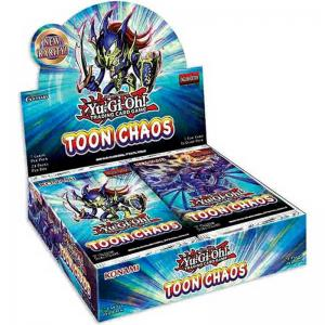Yu-Gi-Oh, Toon Chaos, 1 Display (24 boosters) - Unlimited
