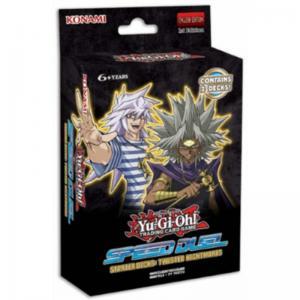 Yu-Gi-Oh, Speed Duel Starter Decks: Twisted Nightmares (Svart)