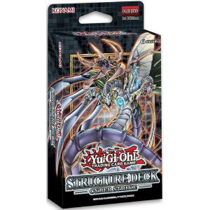 FÖRHANDSVISNING: Yu-Gi-Oh! - Structure Deck - Cyber Strike (Börjar säljas när mer info finns)
