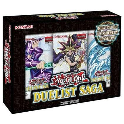 Yu-Gi-Oh, Duelist Saga, Pack