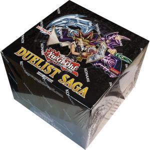 Yu-Gi-Oh, Duelist Saga, Display (5 pack)