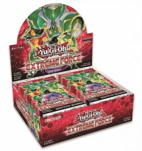 Yu-Gi-Oh, Extreme Force, 1 Display (24 Boosters)
