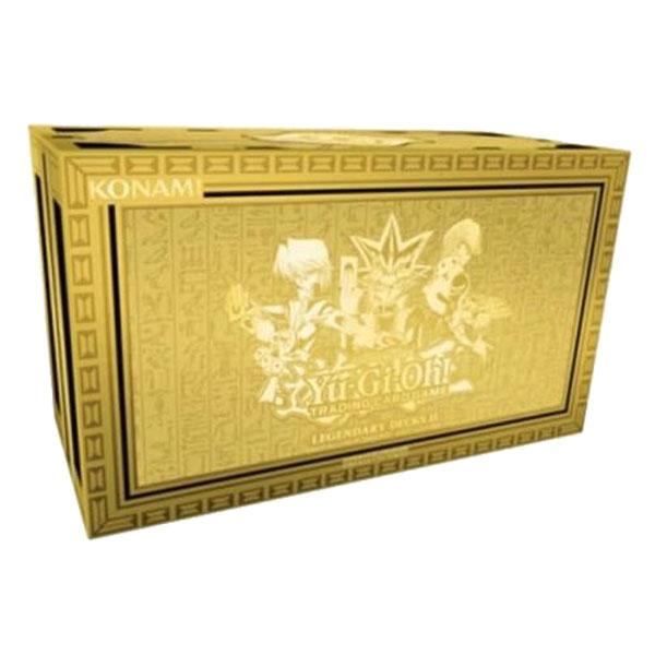 Yu-Gi-Oh, Legendary Decks II (Guld) - Unlimited