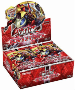 Yu-Gi-Oh, Secrets of Eternity, 1 Display (24 boosters)