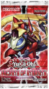 Yu-Gi-Oh, Secrets of Eternity, 1 booster