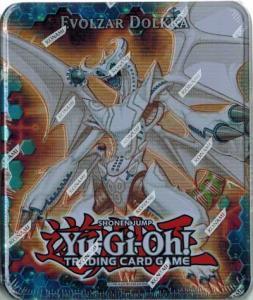 Yu-Gi-Oh, Shonen Jump, Tin, Evolzar Dolkka