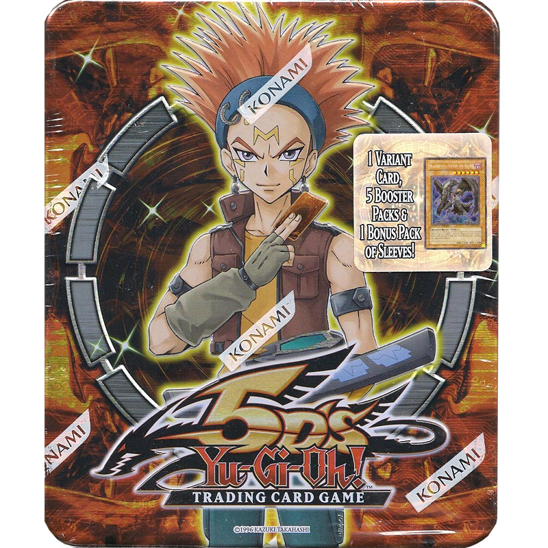 Yu-Gi-Oh, Collectible Tin Exclusive 2009, Blackwing-Elphin the Raven